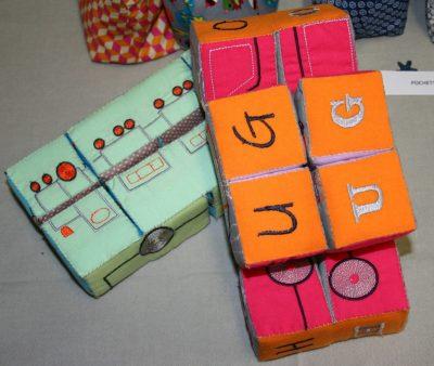 Cubes Hugo