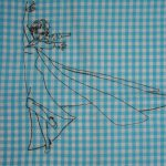 Broderie Elsa Reine des Neiges