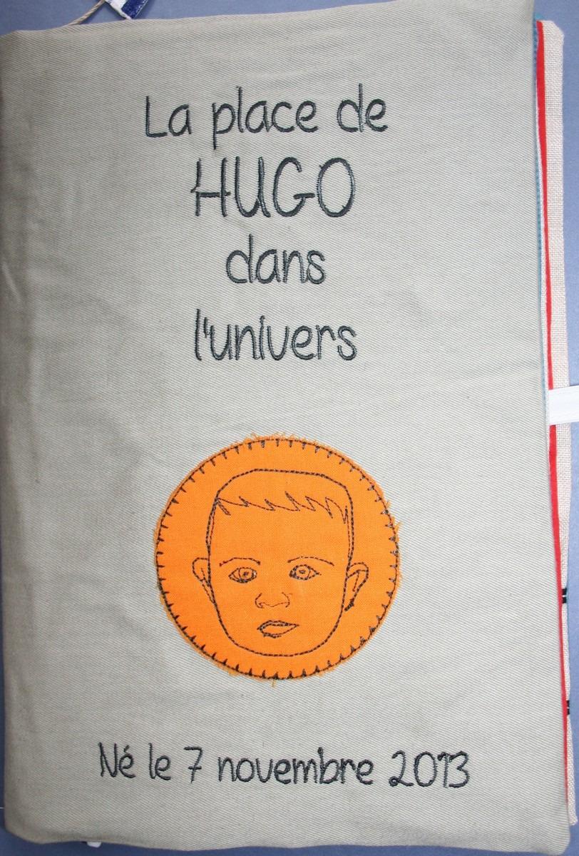 Livre de Hugo - page 1